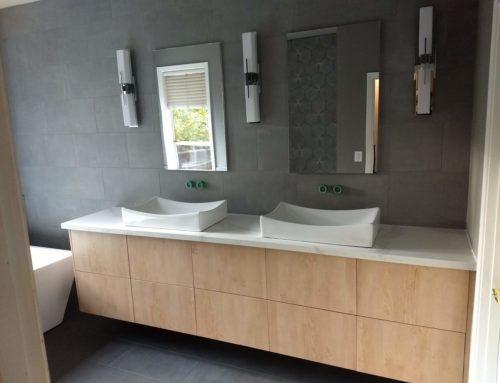 Project Profile|Indoor Project|Residential Construction|Bathroom Remodel