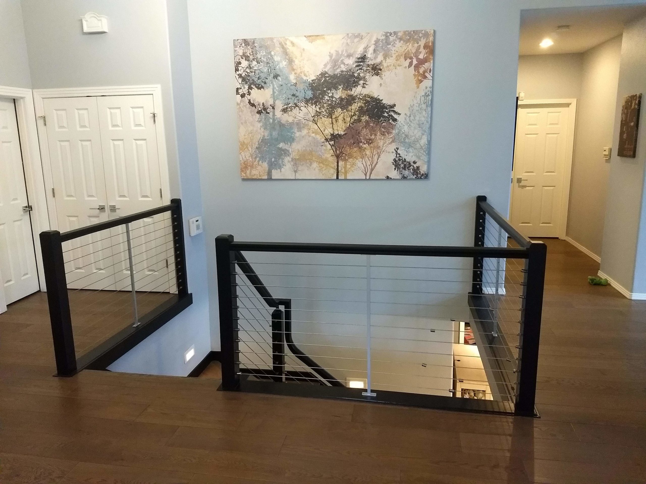 Residential Construction Staircase Remodel